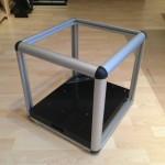 SUMPOD aluminium first build step