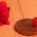 Printed something ultra tiny